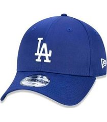 boné 940 los angeles dodgers mlb aba curva snapback new era