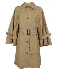 dungeness long coat