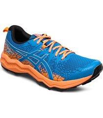 fujitrabuco lyte shoes sport shoes running shoes blå asics