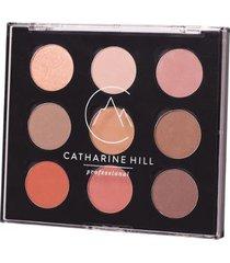 paleta de sombras 9 cores catharine hill 1 un