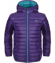 chaqueta bewarm steam-pro jacket violeta lippi