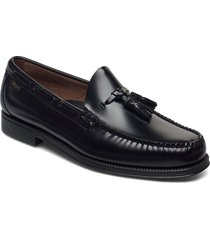gh weejun ii larkin moc tassel loafers låga skor svart g.h. bass