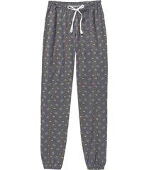 pantaloni per pigiama (grigio) - bpc bonprix collection