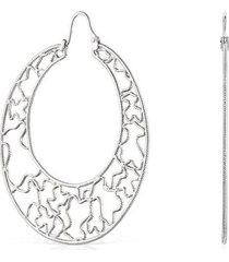 aretes tous  artesanías de colombia de plata 910323500