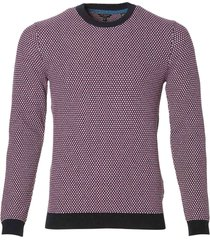 sale - ted baker pullover - slim fit - paars