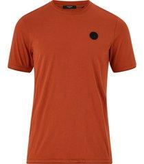 t-shirt jprbooker bla tee ss crew neck