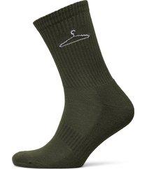 hanger sock 20-04 lingerie socks regular socks grön holzweiler