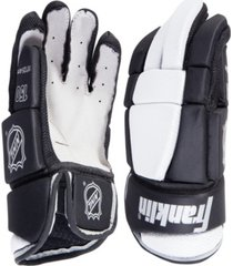 franklin sports nhl hg 150 hockey gloves: jr m 11""