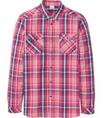 camicia a maniche lunghe (fucsia) - john baner jeanswear