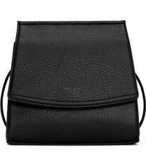 matt & nat erika crossbody bag, black