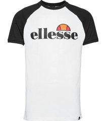 el corp tee t-shirts short-sleeved vit ellesse