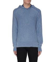 'lance' raglan sleeve hoodie