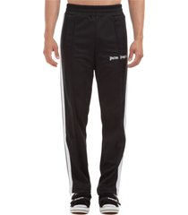 palm angels watch track tracksuit bottoms