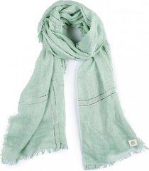 pañuelo simple verde humana