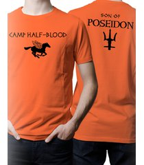 camp half blood , percy jackson, mens t shirt, unisex t-shirt, double sided