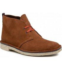 scarpe polacchino bushacre 3 suede us21cl02
