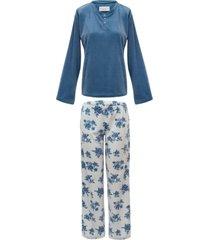 pijama any any soft azul