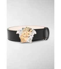versace palazzo dia leather belt