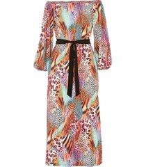 abito con spalle scoperte (arancione) - bodyflirt boutique