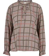 blus teddi blouse