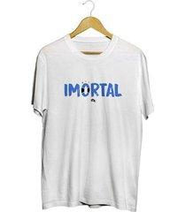 camiseta - gre: imortal. masculina