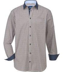 overhemd babista marine::bruin