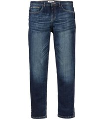 jeans powerstretch  taglio comfort slim fit straight (blu) - bpc bonprix collection