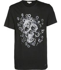 alexander mcqueen print t-shirt