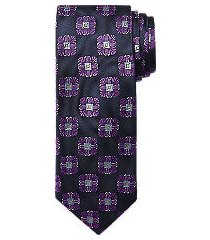 reserve collection art deco medallion tie - long clearance