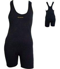 macaquinho helanca para natação - gold sports