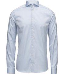 cambridge-collection-super slim fit overhemd business blauw eton