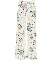 alessandra rich floral print jeans