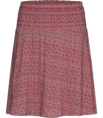 disen skirt2 kort kjol rosa holzweiler