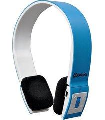 audífonos bluetooth manos libres inalámbricos, bh-23 sin hilos audifonos se divierte el auricular estéreo del auricular para smartphone (azul)