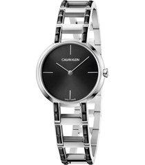 reloj calvin klein - k8nx3ub1 - mujer