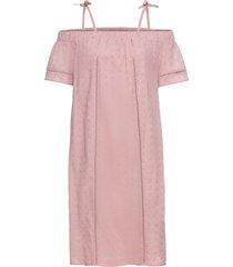 abito con spalle scoperte (rosa) - bodyflirt