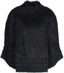 armani jeans capes & ponchos