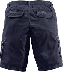 shorts men plus marinblå