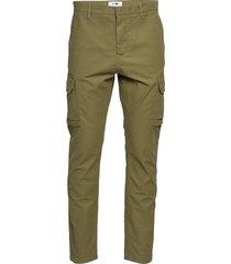 cargo 1387 trousers cargo pants grön nn07