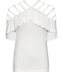 maglia con cut-out (bianco) - bodyflirt boutique