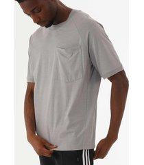 hugo dapritz t-shirt - medium grey 50410909