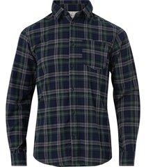 skjorta slhregmatthew shirt ls check j