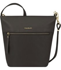 travelon anti-theft addison bucket style tote