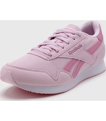 zapatilla rosa reebok classic jogger 3.0