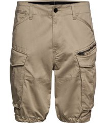 rovic zip relaxed 1\2 shorts casual brun g-star raw