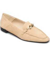 cleo loafers låga skor beige vagabond