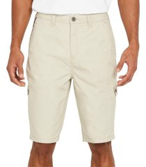 buffalo david bitton men's howan cargo shorts