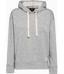 a.p.c lyn sweatshirt coelj-f27651