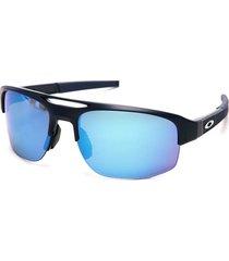 gafas azul oakley mercenary