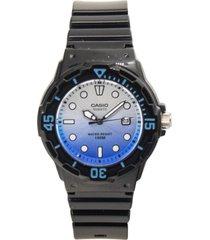 reloj casio lrw_200h_2ev negro resina